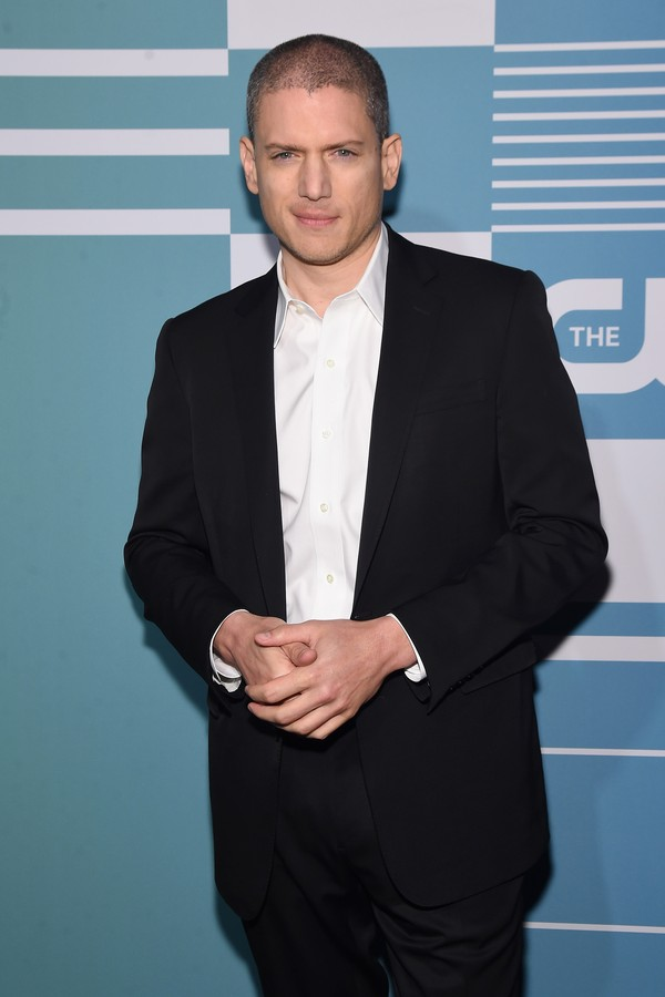 O ator Wentworth Miller (Foto: Getty Images)