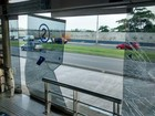 BRT tem 12 estações vandalizadas (Divulgação)