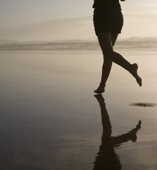 antepé ou ponta do pé? (Getty Images)