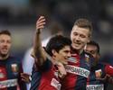 No retorno de Felipe Anderson, Lazio perde em casa para o Genoa: 1 a 0