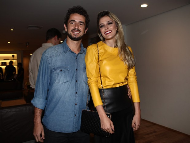 Felipe Andreoli e Rafa Brites (Foto: Iwi Onodera/EGO)