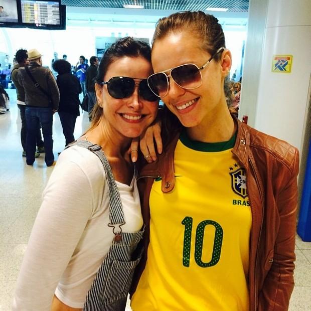 Paolla Oliveira (Foto: Instagram / Reprodução)