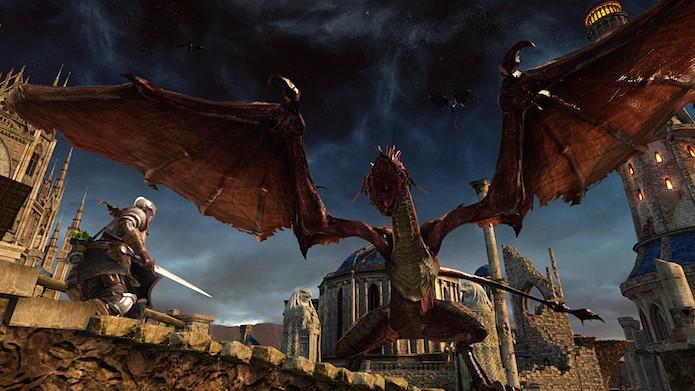 Dark Souls 2: Scholar of the First Sin: como baixar e instalar nos consoles e PC (Foto: Divulgação/Bandai Namco)