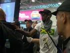 Olimpíada faz Aeroporto Tom Jobim bater recorde: 85 mil passageiros