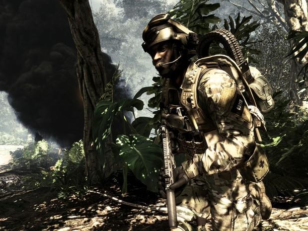 'Call of Duty: Ghosts' (Foto: Divulgação/Activision)