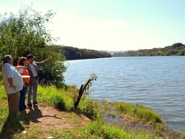 represa em Iracemápolis está cheia e Prefeitura diz ter água para até 6 meses (Foto: Graziela Félix/Prefeitura de Iracemápolis)