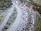 Engarrafamento faz morador do DF passar 19% mais tempo no trânsito