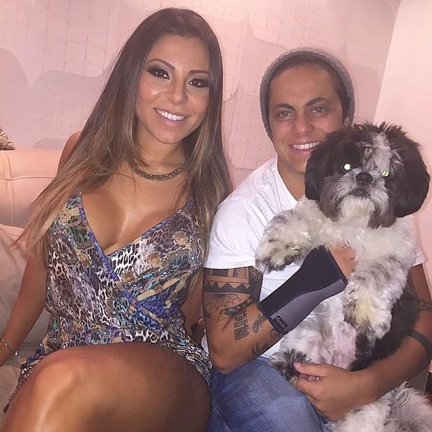 Andressa Ferreira e Thammy Miranda (Foto: Instagram/ Reprodução)