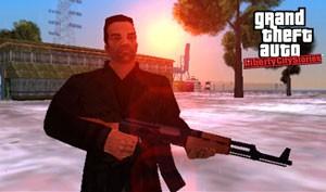 Grand Theft Auto: Liberty City Stories (Foto: Divulgação/Rockstar)