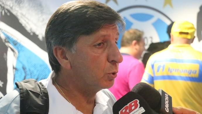 Paulo Porto técnico Passo Fundo (Foto: Eduardo Deconto / GloboEsporte.com)