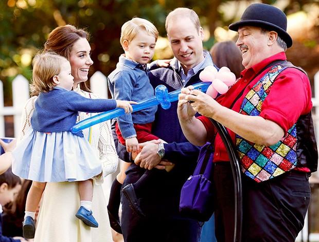 Kate Middleton e família (Foto: Reuters agência)
