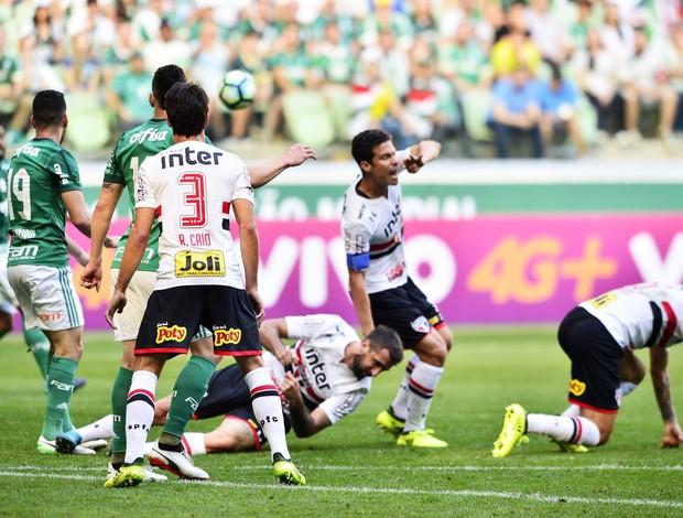 Palmeiras x São Paulo - Pratto 1