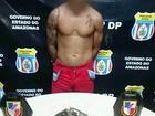 Ex-presidiário de Roraima é preso na Zona Norte de Manaus, diz polícia