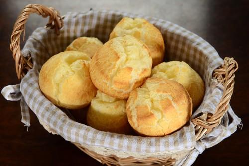 Pão de queijo da Mariana Rios