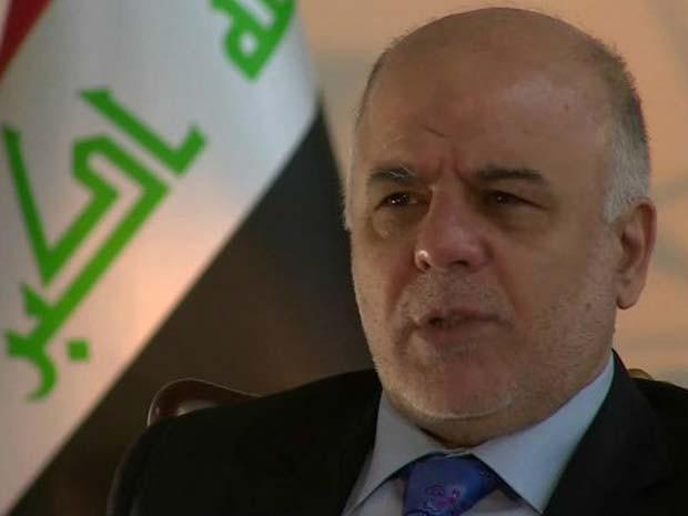 Premiê iraquiano acredita que 'polarização' contribuiu para ascensão do 'Estado Islâmico' (Foto: BBC)
