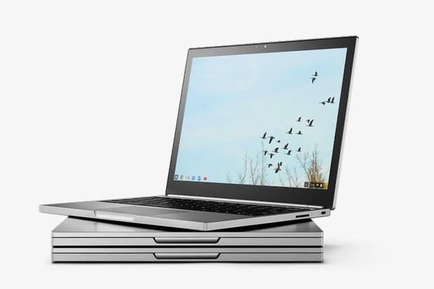 Google não fica atrás da Apple e lança nova versão de notebook