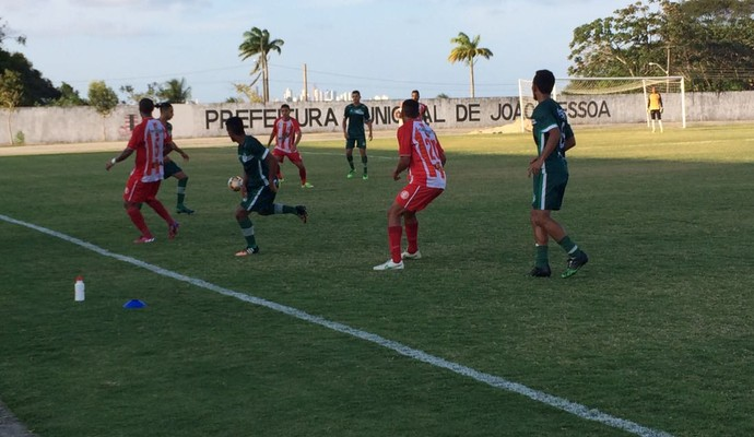 Inter-PB, Internacional-PB, Nacional de Patos (Foto: Edgley Lemos / GloboEsporte.com)