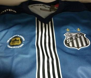 Santos uniforme (Foto: Divulgação)