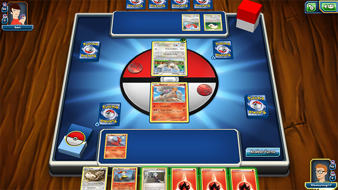 Cheats para pokemon trading card game online