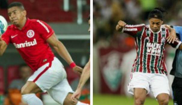 Internaciona x Fluminense (Foto: Montagem/GE)