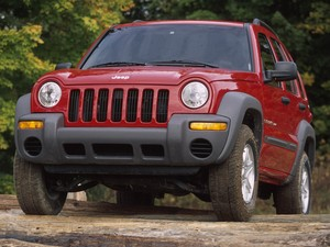 Jeep Cherokee 2002/2003 (Foto: Divulgação)