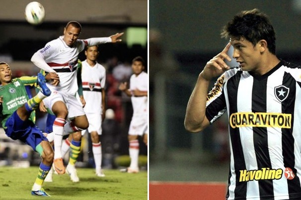 Globo exibe Botafogo x São Paulo, em jogo pelo Brasileirão (Foto: globoesporte.com)