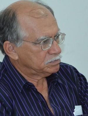 Ari Rezende, presidente interino do Sergipe (Foto: João Áquila, GLOBOESPORTE.COM)