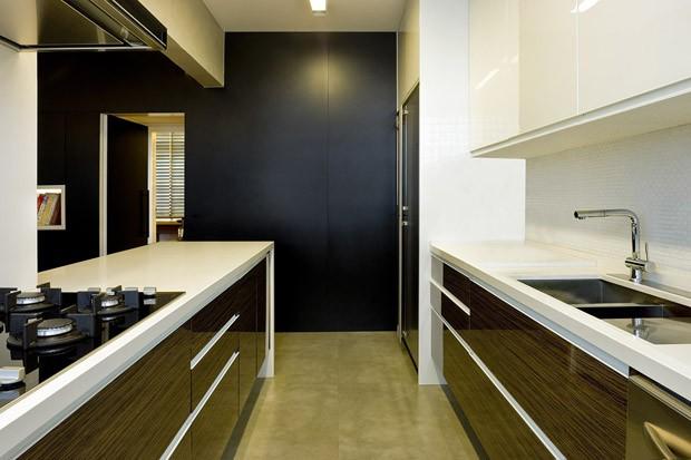 Apartamento em Brasília (Foto: Nicolau El-Moor/Divulgação)