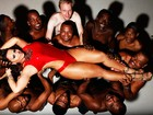 Veja mais fotos de Viviane Araújo para a série 'Sua majestade, a bateria'