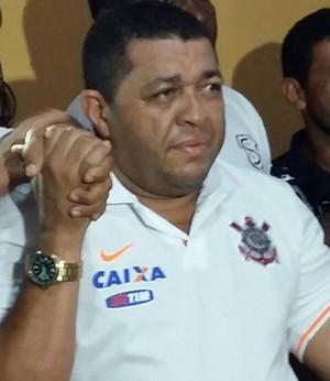 Pai de Marlone  (Foto: Lucas Ferreira/ TV Anhanguera )