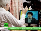 Fundador do WikiLeaks entrevista líder do Hezbollah na TV da Rússia