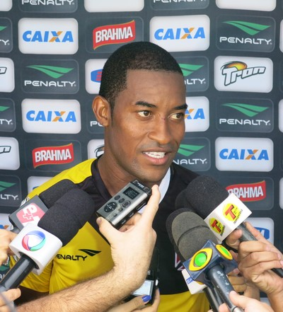 edmilson vasco entrevista (Foto: Edgard Maciel de Sá)