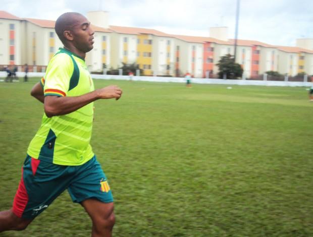 Arlindo Maracanã afirma que o Maranhense é mais difícil que competição nacional (Foto: Afonso Diniz/Globoesporte.com)