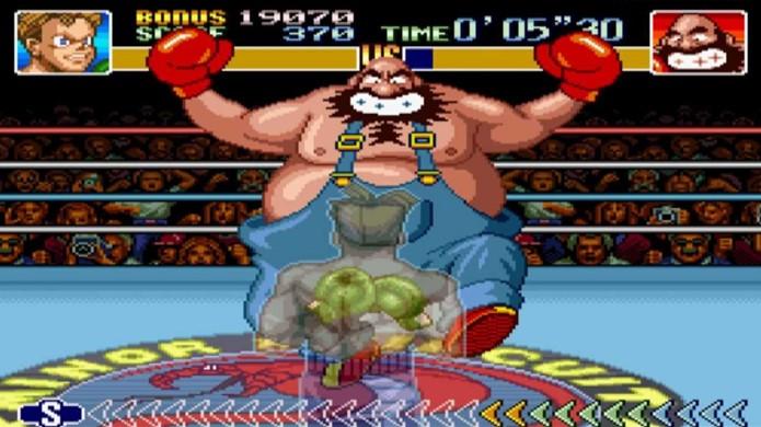 Os personagens e animações de Super Punch-Out!! fazem o jogo parecer um desenho animado (Foto: Reprodução/YouTube)