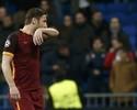 Ovacionado no Bernabéu, Totti diz se arrepender de não ter jogado no Real