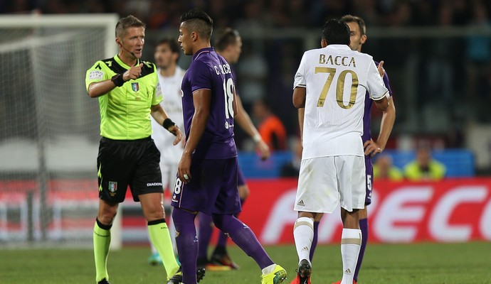 Fiorentina x Milan Campeonato Italiano (Foto:  Gabriele Maltinti/Getty Images)