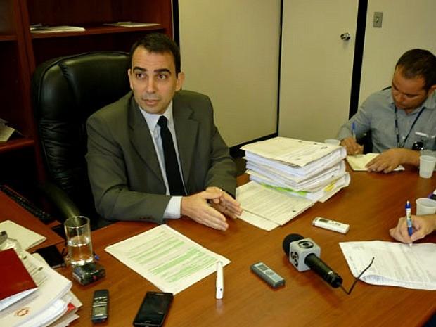 Promotor de Justiça apontou diversas irregularidades na administração de Coari (Foto: Divulgação/MPE)
