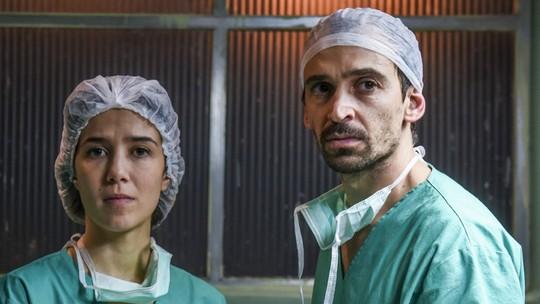 'Sob Pressão': primeiro episódio emociona público com drama e tensão
