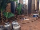 Incêndio mata duas pessoas dentro de casa em Cristalina, GO