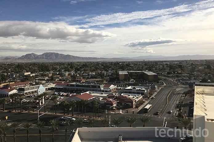 Câmera do iPad Pro em ambiente externo (Foto: Thiago Barros/TechTudo)