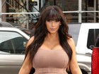Kim Kardashian revela que não queria engravidar agora