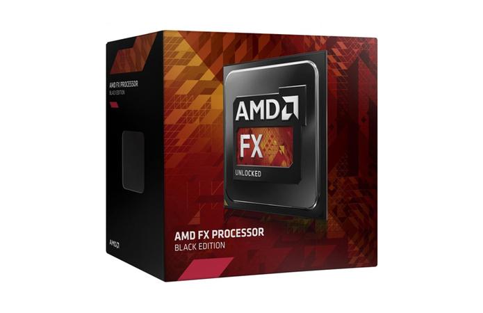 AMD também tem opções mais econômicas com oito núcleos (Foto: Divulgação/AMD)