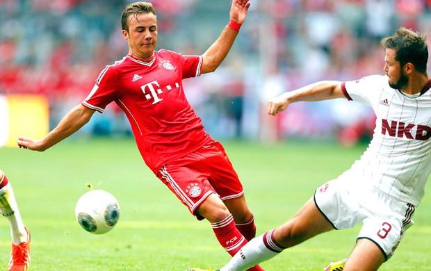 Mario Goetze Bayern de Munique (Foto: Agência Reuters)