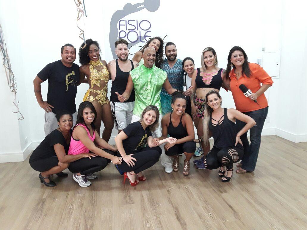 Viver Bem cai no samba!  (Foto: Arquivo Pessoal)