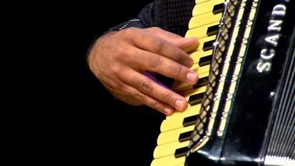 Acordeon é estrela de festival em Belo Horizonte