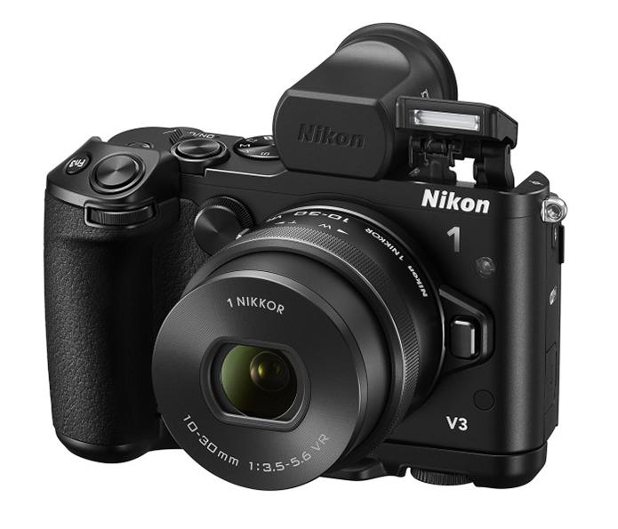 Nova mirrorless da Nikon grava a 120 fps em slow motion (Foto: Divulgação/Nikon)