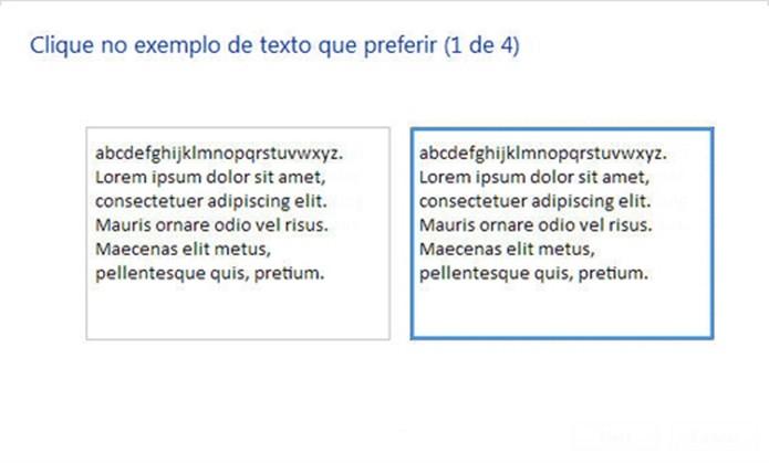 Ferramenta ClearType aumenta nitidez dos textos (Foto: Divulgação/Microsoft)