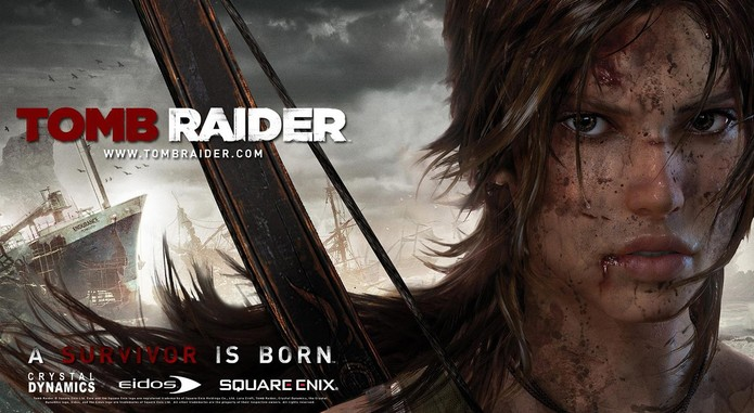 Tomb Raider para o PS4 impressiona com gráficos perfeitos (Foto: Divulgação)