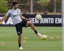 Uendel diz que medo de nova lesão motiva retorno gradual ao Corinthians