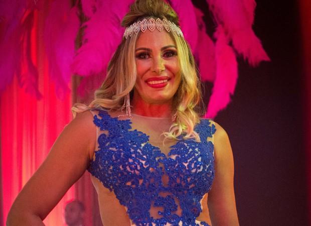 Angela Bismarchi (Foto: Divulgação/TV Globo)